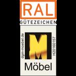 RAL Golden M Logo