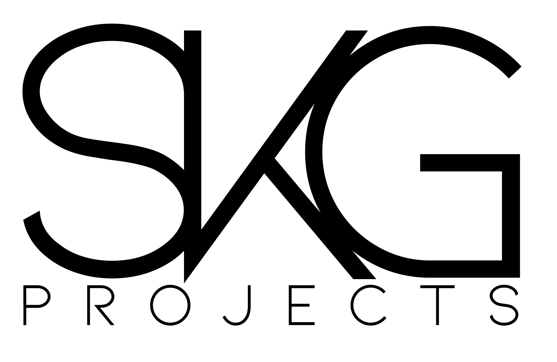 SKG Projects Logo Black