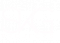SKG Projects White logo