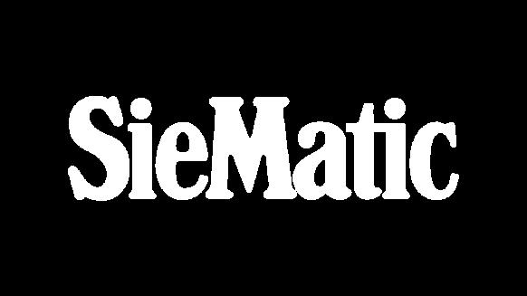 SieMatic logo White
