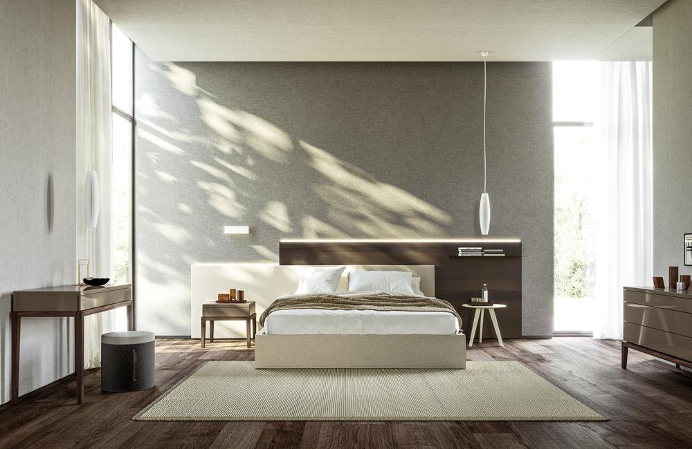 Jesse Deville collection large master bedroom