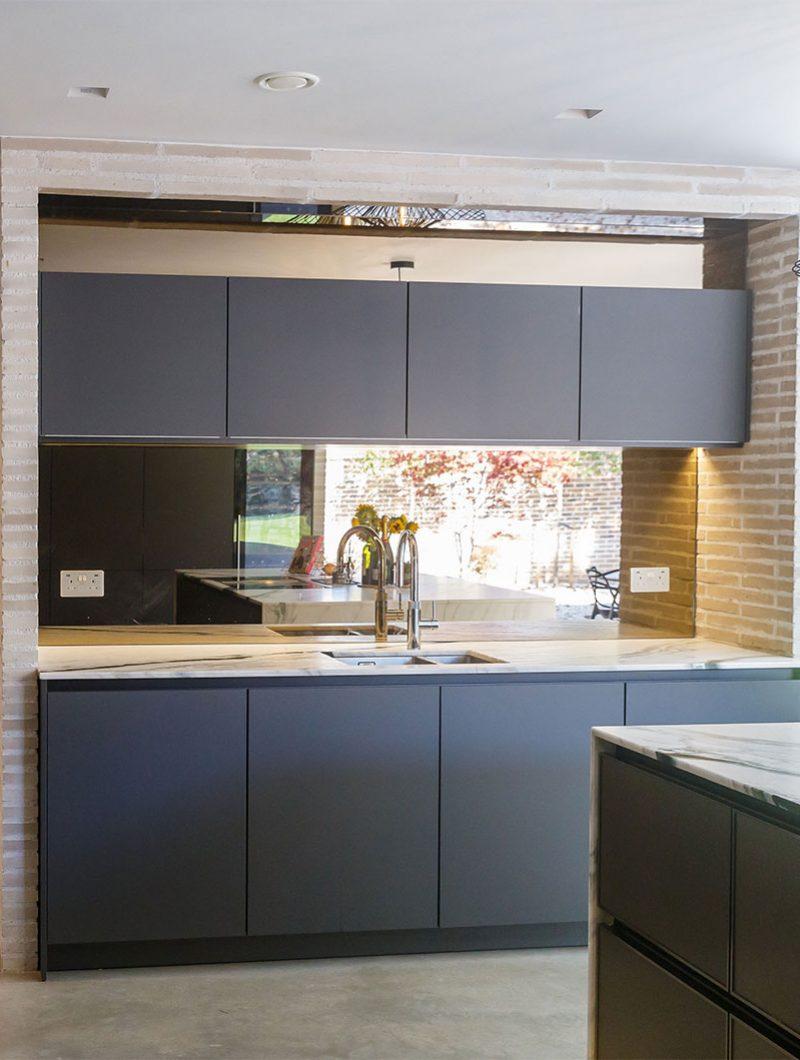 Studi Spicer Modern Kitchen units