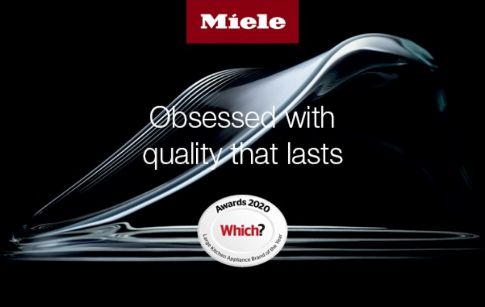 Miele obsessed with quality that lasts in their appliances